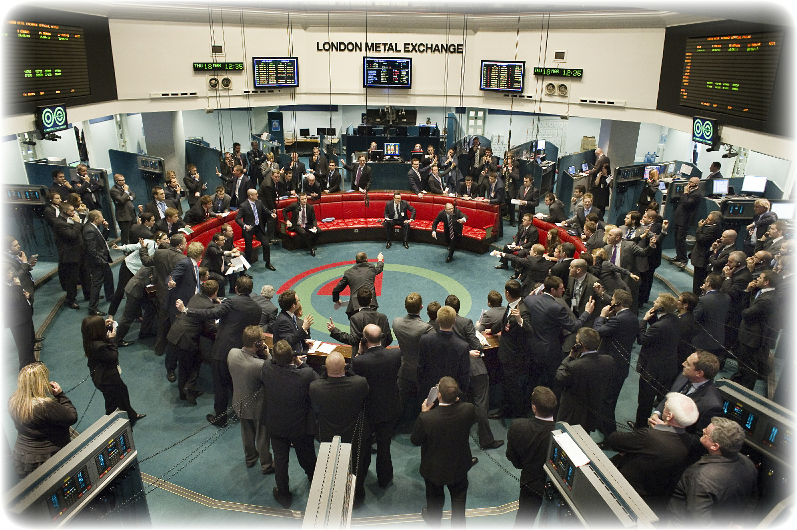 Lme traded options committee